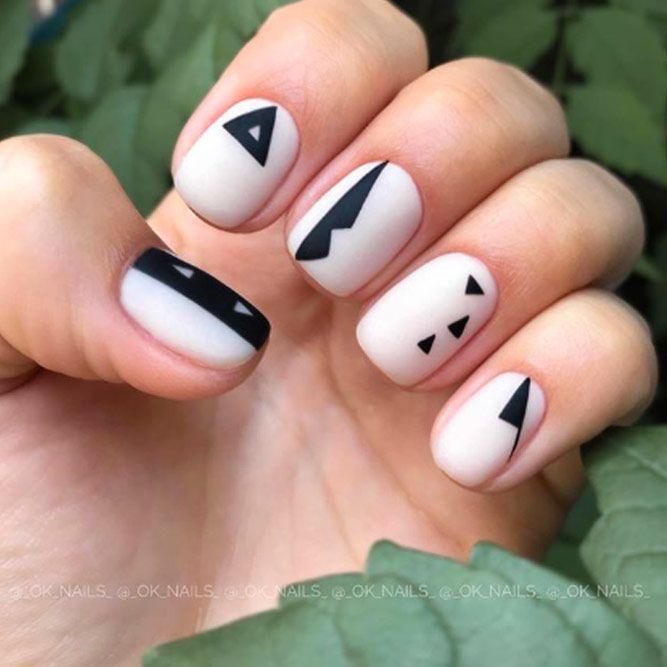 Always Popular – Geometric Nails