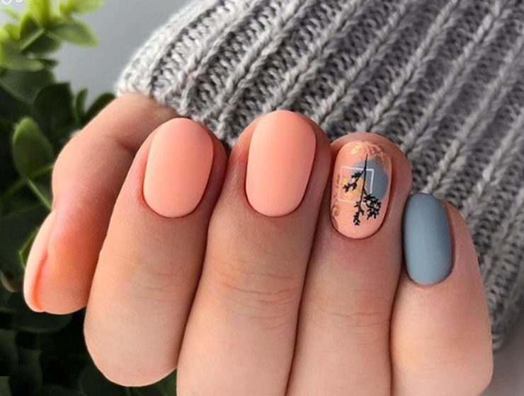 Rock The Round Nails: Comfortable Shape & Coolest Designs