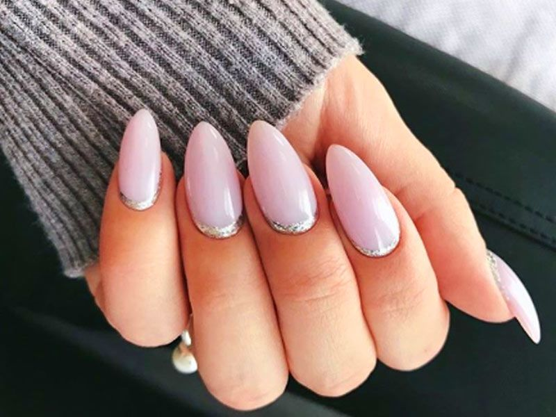 35 Classy Nails Designs To Fall In Love ...