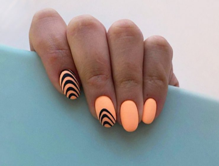 Artsy Lovely Nails Designs for a Modern Woman