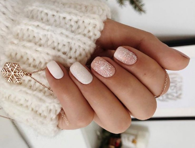 Cute Winter Nails Designs to Inspire Your Winter Mood