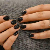 exquisite short acrylic nails to suit allt