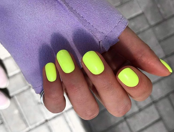 Get Ready For The Upcoming Season: Bright Colors For Spring Nails