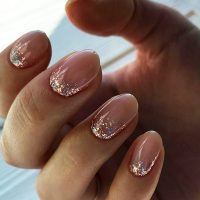 freshest ombre glitter nails ideas  naildesignsjournal