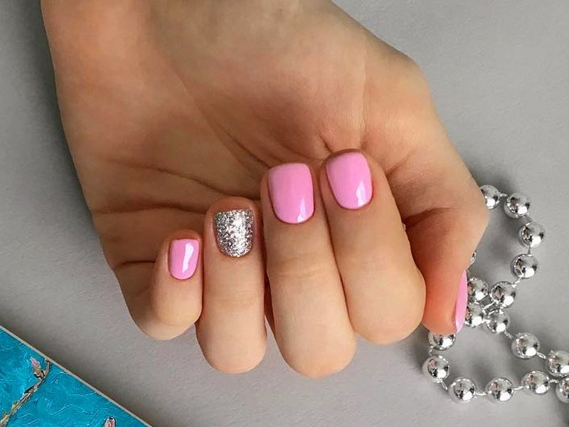 Sexy Pink Nail Designs That Will Become Your Next Obsession