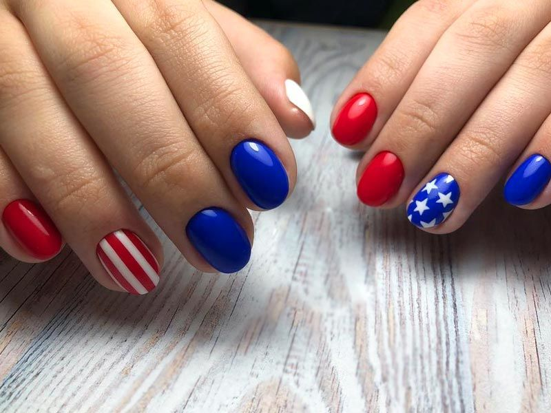 Best 4th of July Nails Art Ideas