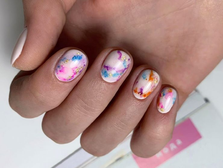 Super Easy Fall Nail Ideas You Should Try This Season