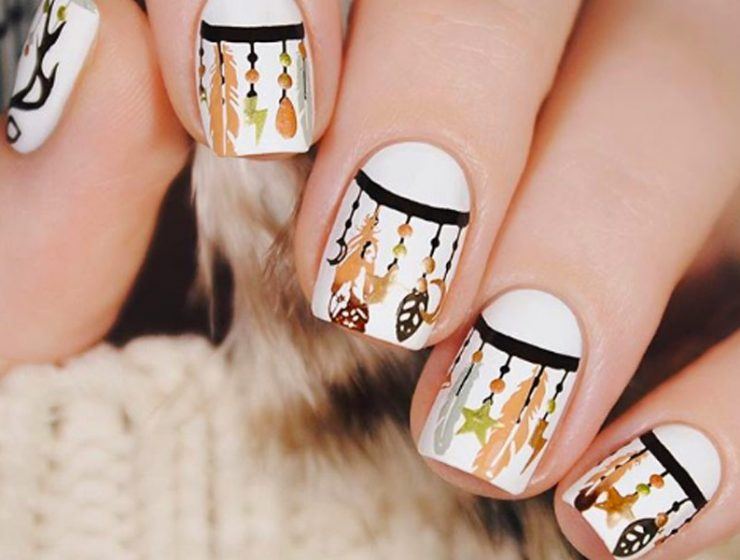 Festival Nails: Best Ideas For Music Weekends
