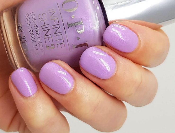 Best Shades Of Lavender Color Nails For You