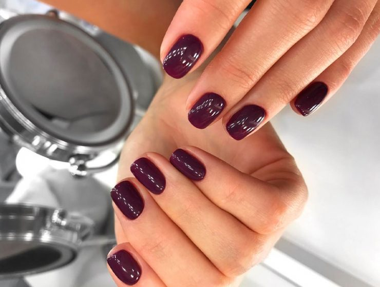 Superb Burgundy Nail Designs for Fall You Need to Try