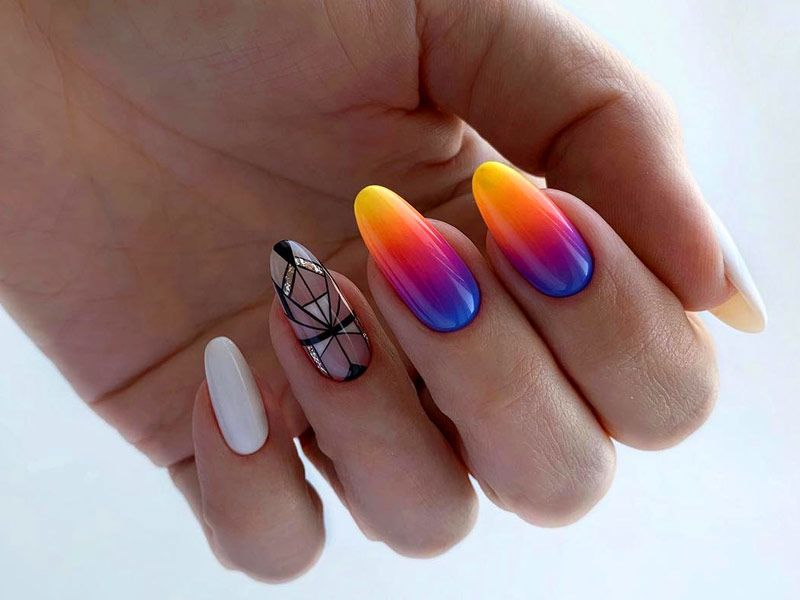 Trendy Options for Ombre Nails For Any Occasion