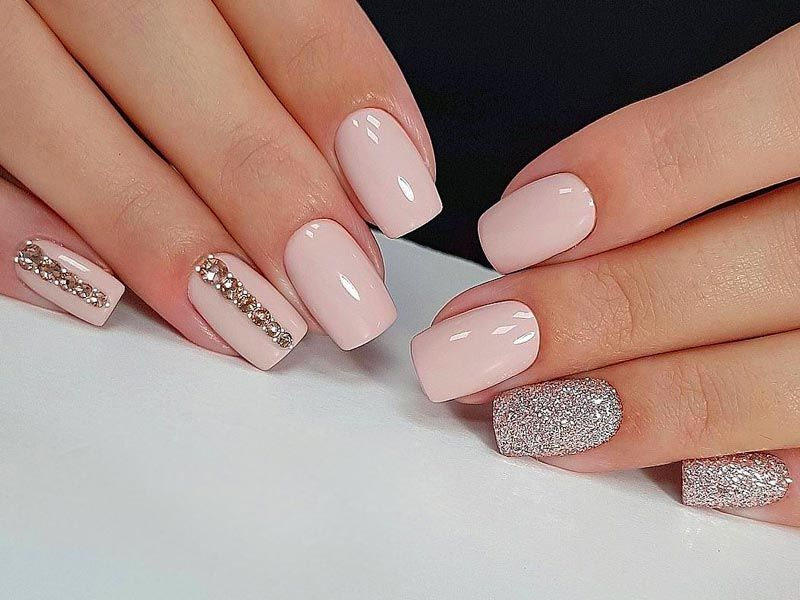Exquisite Pastel Colors Nails To Freshen Up Your Look