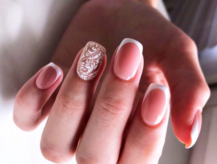 Wedding Nail Designs for Your Perfect Bridal Look