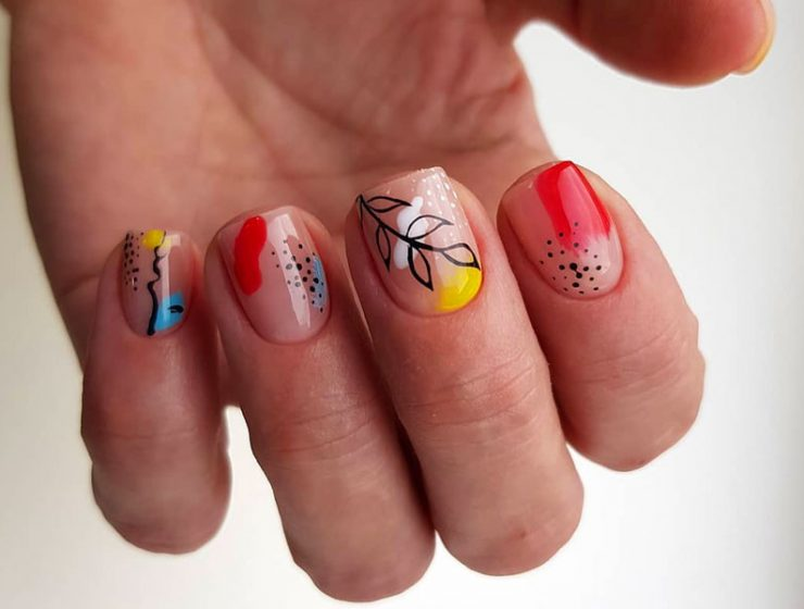 Season Nails Art Ideas That You'll Want To Try Right Now