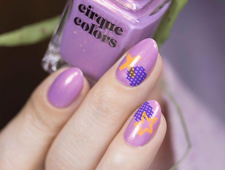 Stylish Yet Simple Nail Designs
