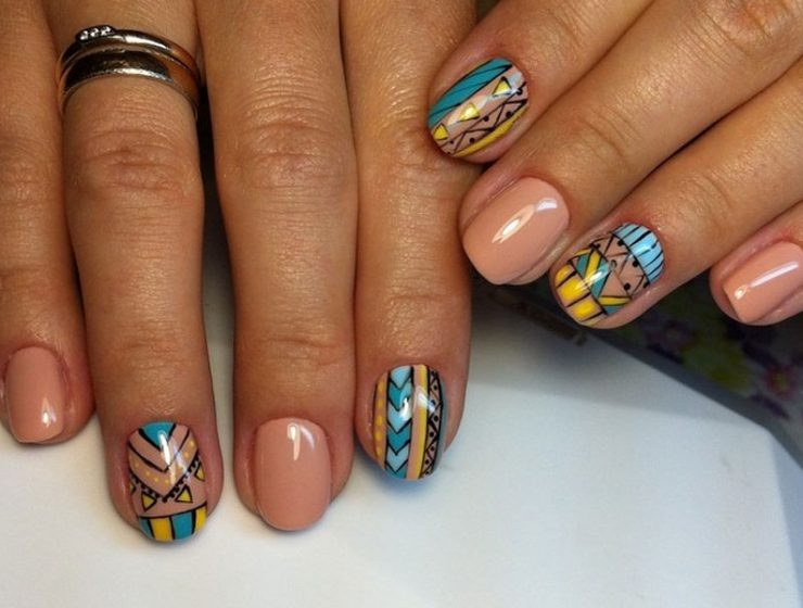 Tribal Nails: It's Time To Be Wild