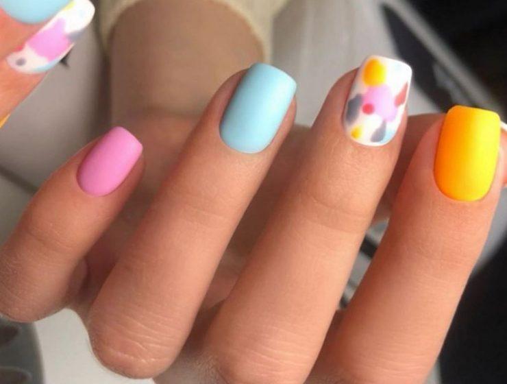 Creative Nail Design That Is Borderline Genius