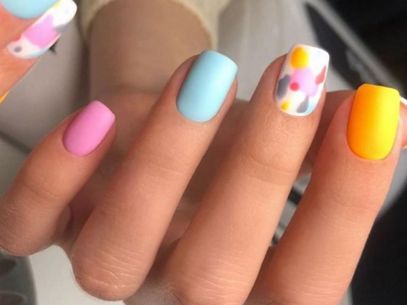 Creative Nail Design That Is Borderline Genius