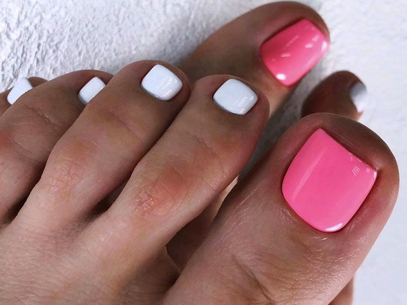 DIY Toe Nail Designs: Easy Ideas For Beginers