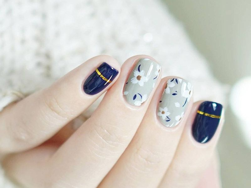 Easy Nail Designs For Short Nails You Should Try Right Now