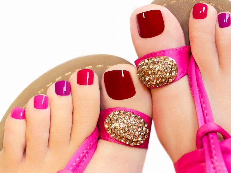 Over 50 Fun Toe Nail Designs To Go Crazy Over Naildesignsjournal Com
